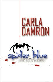 Spider Blue - Carla Damron
