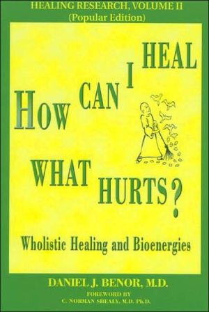 How Can I Heal What Hurts?: Wholistic Healing and Bioenergies - Daniel J. Benor, Foreword by C. Norman Shealy