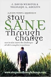 Stay Sane Through Change: How to Rise Above the Challenges of Life's Complex Transitions - Webster, F. David / Adeleye, Tolulope A.