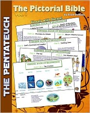 The Pictorial Bible Vol 1: The Pentateuch - Fred DeRuvo