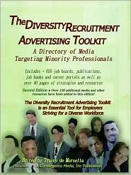 The Diversity Recruitment Advertising Toolkit - Tracey De Morsella (Editor)