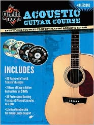 House of Blues Acoustic Guitar Course: Everything You Need to Start Playing Acoustic Guitar