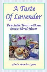 A Taste of Lavender - Gloria Hander Lyons