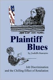 Plaintiff Blues - Judith Pearson