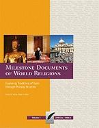 Milestone Documents of World Religion-3 Volume Set