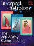 Interpret Astrology: The 360 3-Way Combinations - Erlewine, Michael