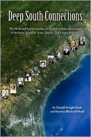 Deep South Connections - Donald Dwight Hook, Harriett Blackwell Hook