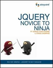 jQuery: Novice to Ninja - Castledine, Earle / Sharkie, Craig