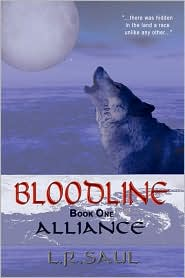 Bloodline - L R Saul