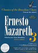 Ernesto Nazareth - Vol. 3, Brazilian Choro: 2nd Edition, Bilingual Portuguese and English