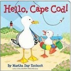 Hello, Cape Cod! - Martha Zschock