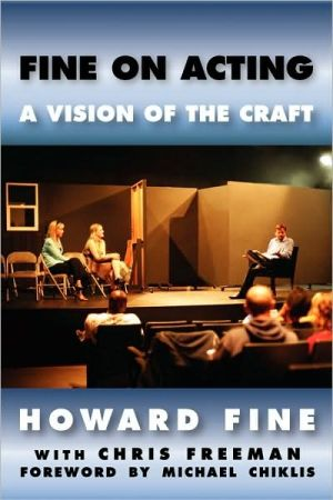 Fine On Acting - Howard Fine