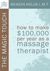 The Magic Touch - Meagan R. Holub