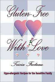 Gluten-Free With Love - Tricia Fecteau