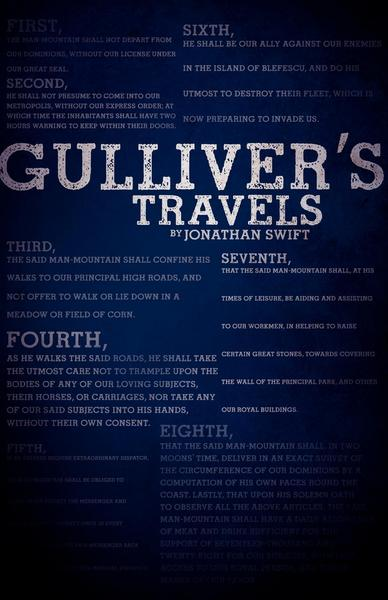 Gulliver's Travels (Legacy Collection) - Jonathan Swift