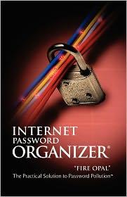 Internet Password Organizer: Tourmaline - Innovention Lab