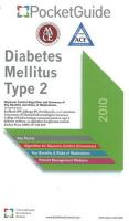 Diabetes Mellitus Type 2 PocketGuide