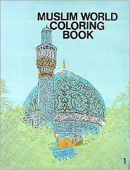 Zeenat's Coloring Books Set: Mosques - Zeenat Shareef