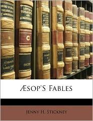 Sop's Fables - Jenny H. Stickney
