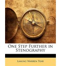 One Step Further in Stenography - Laming Warren Tear