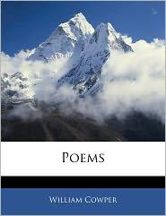 Poems - William Cowper