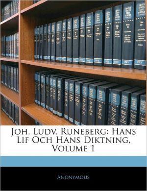 Joh. Ludv. Runeberg - . Anonymous