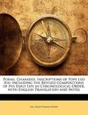 Poems, Charades, Inscriptions of Pope Leo XIII - Leo