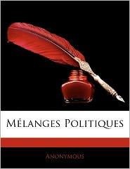 M Langes Politiques - Anonymous