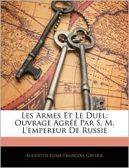 Les Armes Et Le Duel