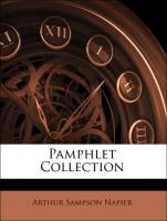 Pamphlet Collection