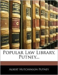 Popular Law Library, Putney... - Albert Hutchinson Putney