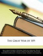 The Great War of 189-