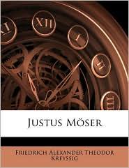 Justus Moser - Friedrich Alexander Theodor Kreyssig