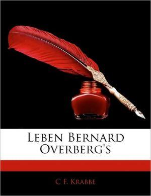Leben Bernard Overberg's - C F. Krabbe