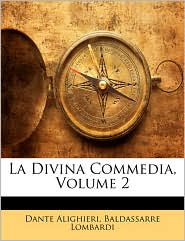 La Divina Commedia, Volume 2