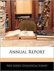 Annual Report - New Jersey Geological Survey