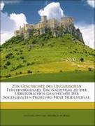 Mohnike, Gottlieb Christian Friedrich: Zur Geschichte des Ungarischen Fluchformulars: Ein Nachtrag zu der Urkundlichen Geschichte der Sogenannten Professio Fidei Tridentinae.