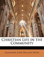 Christian Life in the Community