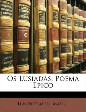 Os Lusiadas - Luis De Camoes, Mateus