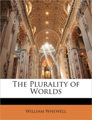 The Plurality Of Worlds