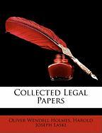 Collected Legal Papers