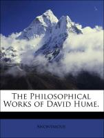 The Philosophical Works of David Hume.