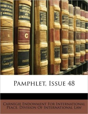Pamphlet, Issue 48 - Created by Carnegie Endowment for International Pea