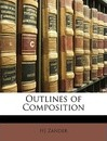 Outlines of Composition - Hj Zander