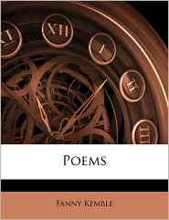 Poems - Fanny Kemble