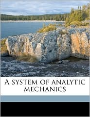 A system of analytic mechanics - Benjamin Peirce