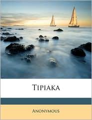 Tipiaka Volume 38 - Anonymous