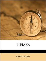 Tipiaka Volume 4 - Anonymous