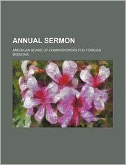 Annual Sermon - American Board of Missions