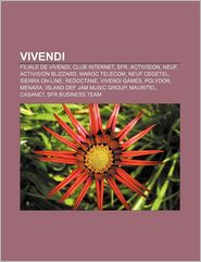 Vivendi - Source Wikipedia, Livres Groupe (Editor)